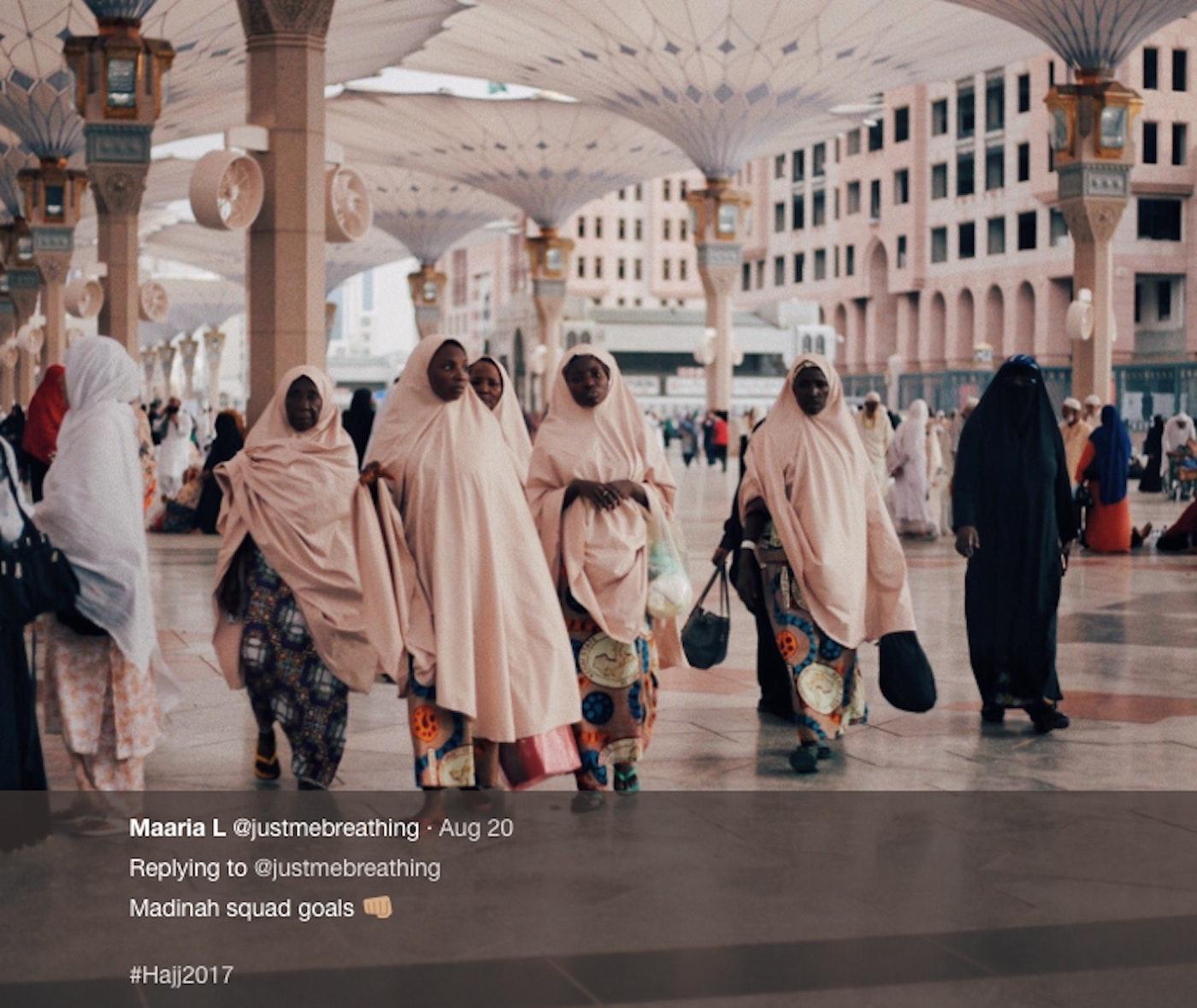 I Don't Know if I Will Ever Go on Hajj but I Have Seen It All   Amaliah
