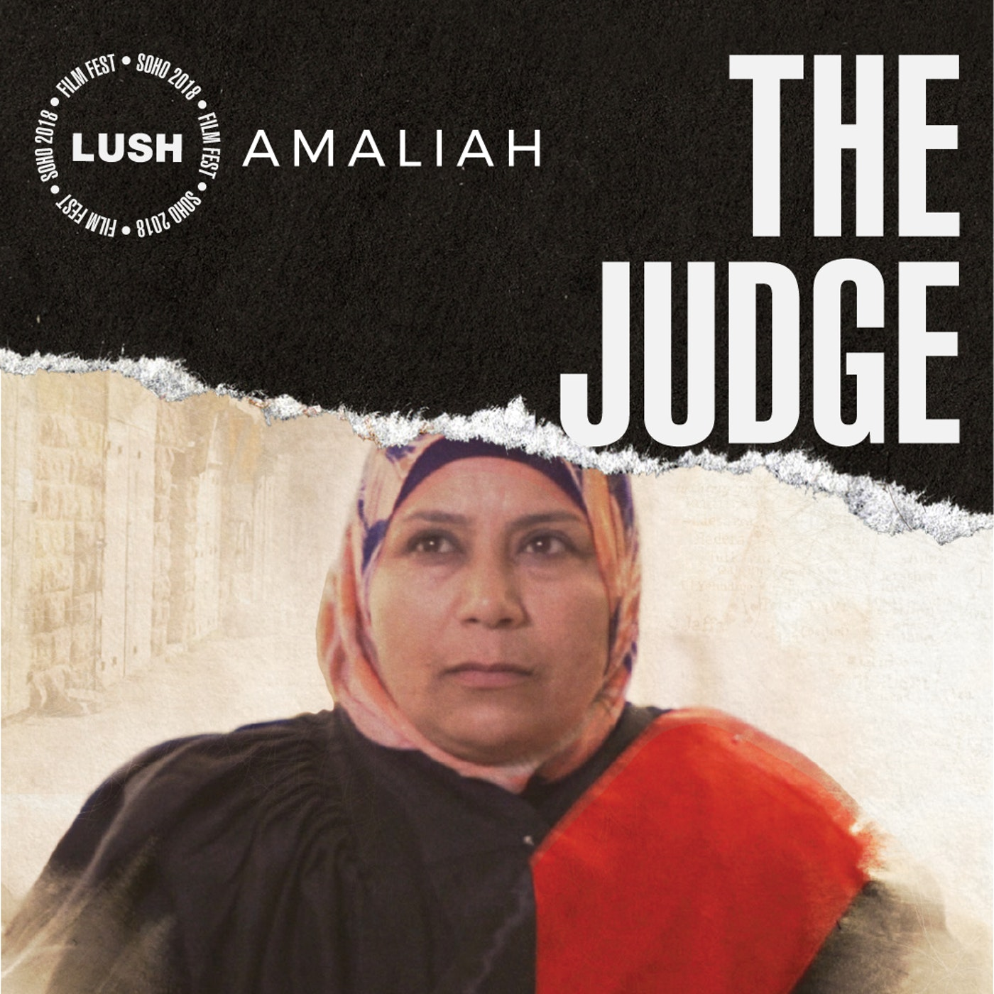Lush x Amaliah Presents the Judge