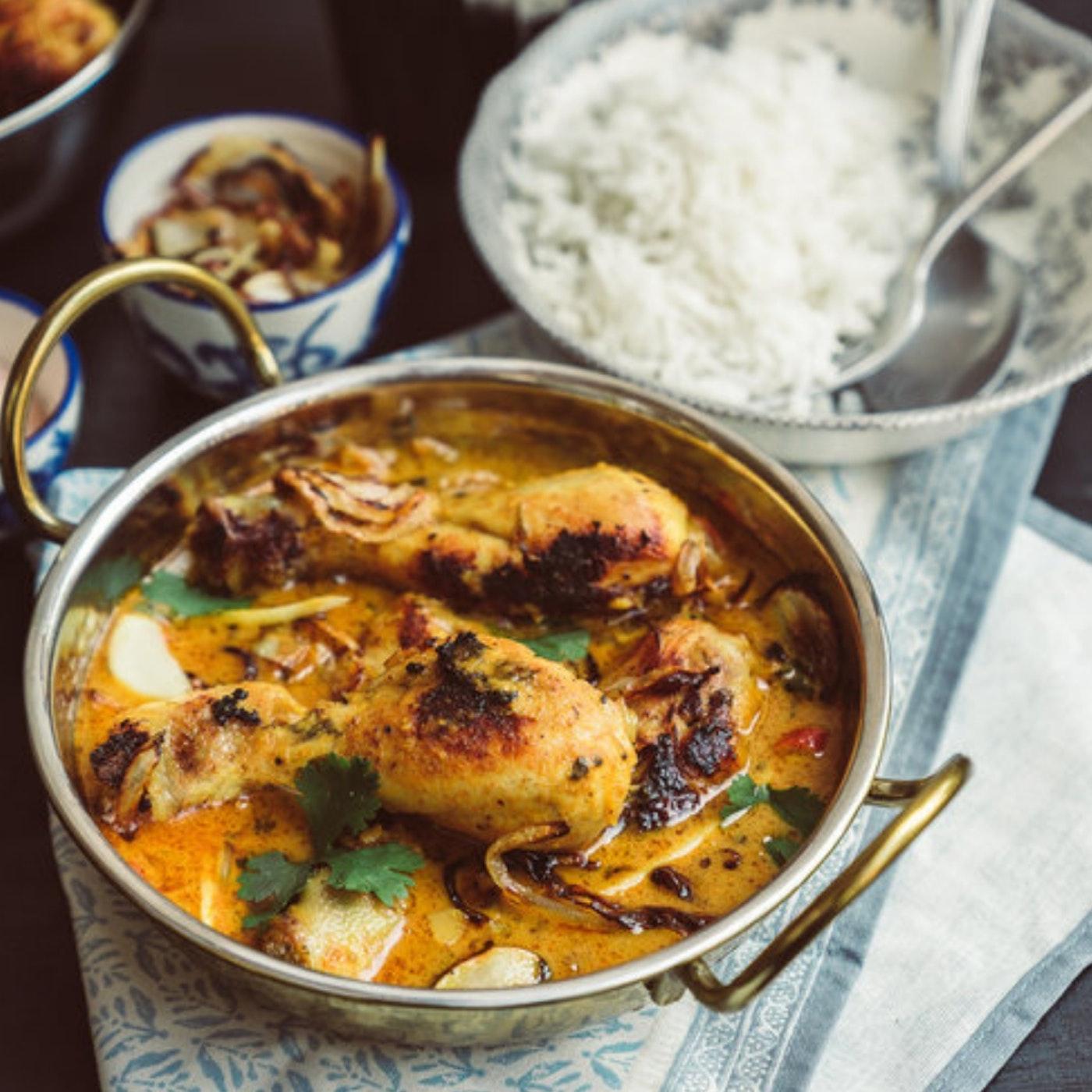 Best of Bengali– Doi Murgi (Chicken in a Spicy Yogurt Curry