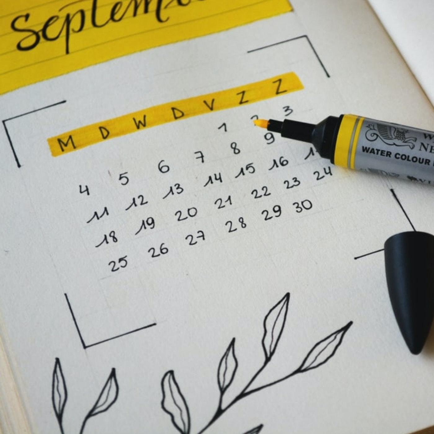 Islamic Months Series: Muharram 1441, September 2019-08-28